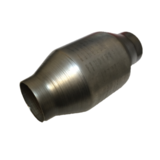 "2"" STAINLESS STEEL MAGNA FLOW BULLET CAT CONVERTER - 100 CELL"
